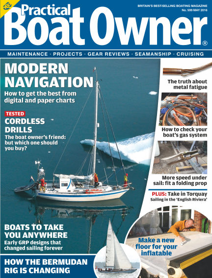 Practical Boat Owner March 31, 2016 00:00