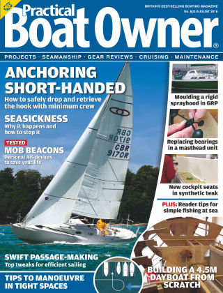 Practical Boat Owner August 2016