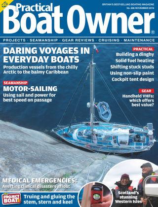 Practical Boat Owner November 2016