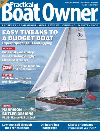 Practical Boat Owner January 2017