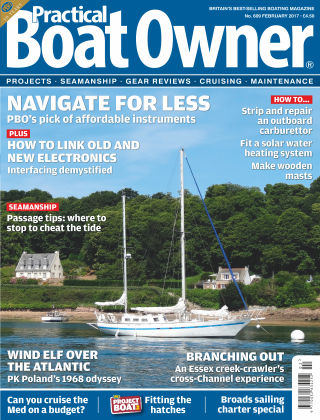 Practical Boat Owner February 2017