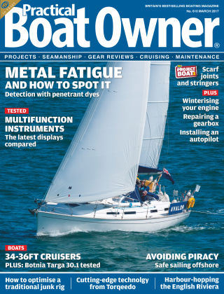 Practical Boat Owner Magazine March 2017
