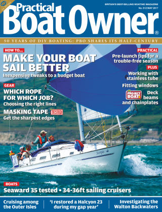 Practical Boat Owner Magazine May 2017