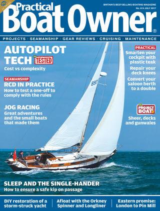 Practical Boat Owner July 2017