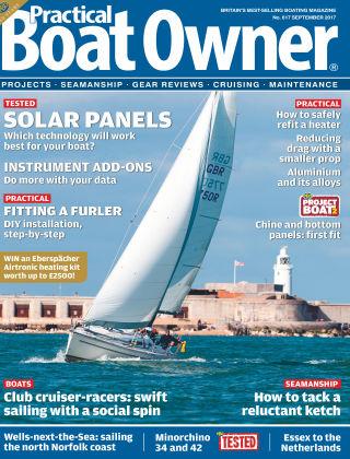 Practical Boat Owner Magazine Sep 2017