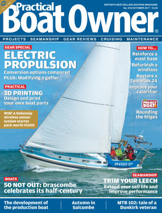 Practical Boat Owner Oct 2017
