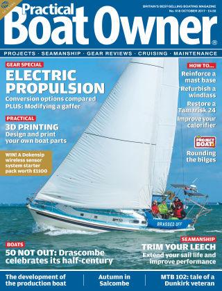 Practical Boat Owner Oct 2017