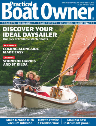 Practical Boat Owner May 2018