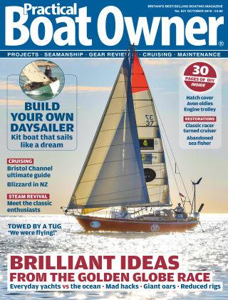 Practical Boat Owner Oct 2018