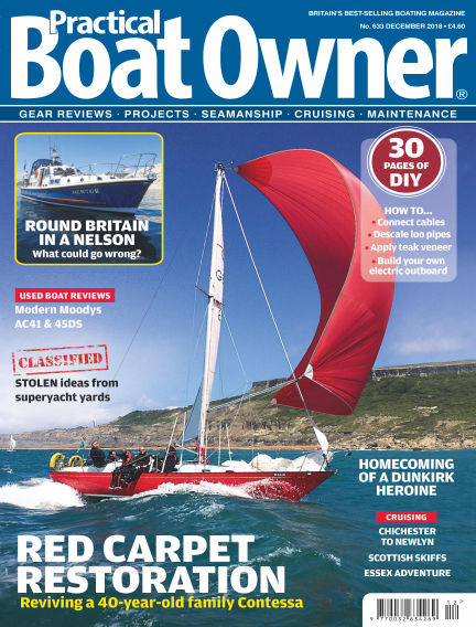 Practical Boat Owner November 01, 2018 00:00