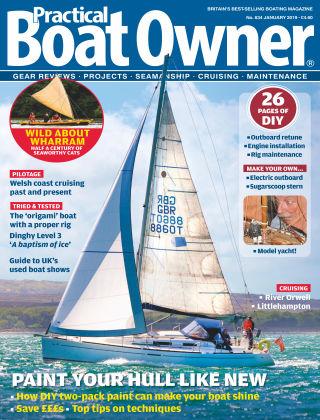 Practical Boat Owner Jan 2019