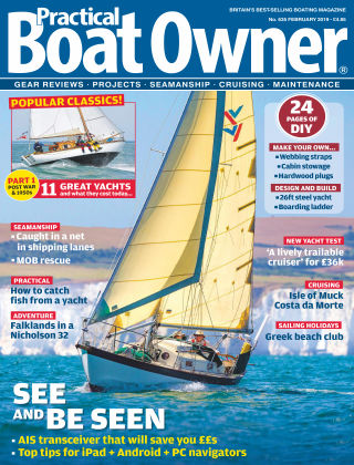 Practical Boat Owner Feb 2019