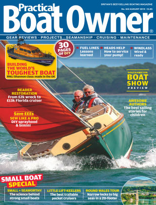Practical Boat Owner Aug 2019