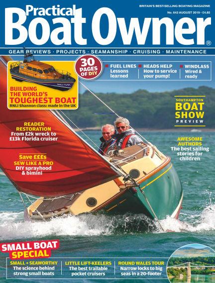 Practical Boat Owner July 11, 2019 00:00