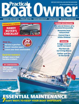 Practical Boat Owner Dec 2019