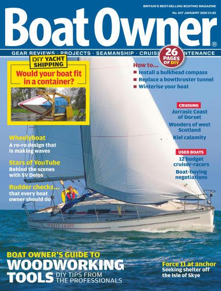 Practical Boat Owner November 28, 2019 00:00