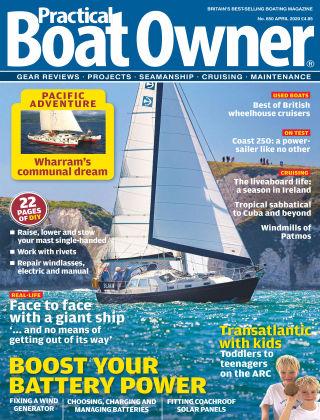 Practical Boat Owner Apr 2020