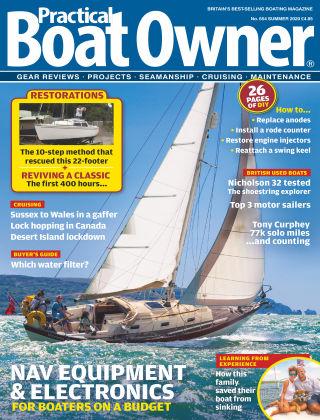 Practical Boat Owner Summer 2020