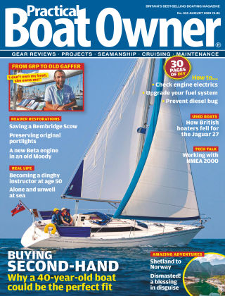 Practical Boat Owner August 2020