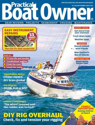 Practical Boat Owner September 2020