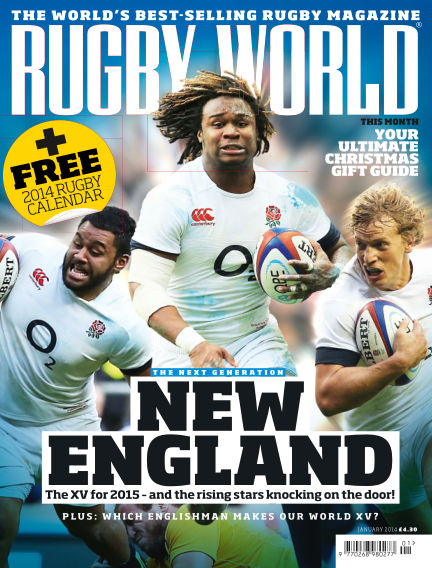 Rugby World January 03, 2014 00:00