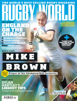 Rugby World May 2014