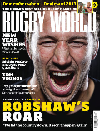 Rugby World February 2014