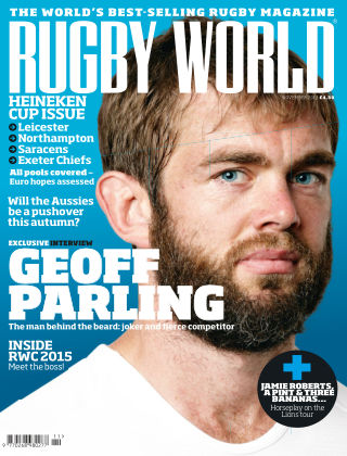Rugby World November 2013