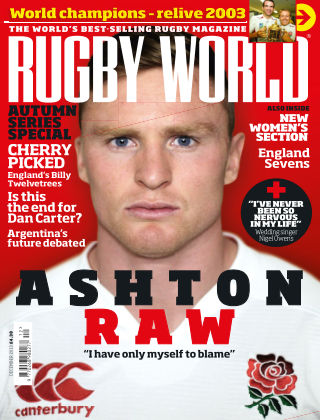 Rugby World December 2013