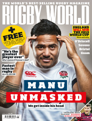 Rugby World June 2014