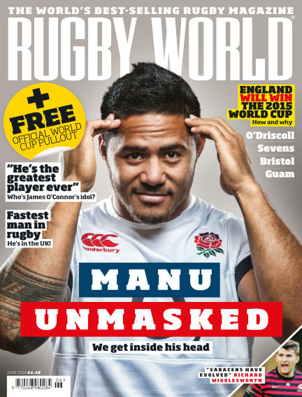 Rugby World June 03, 2014 00:00