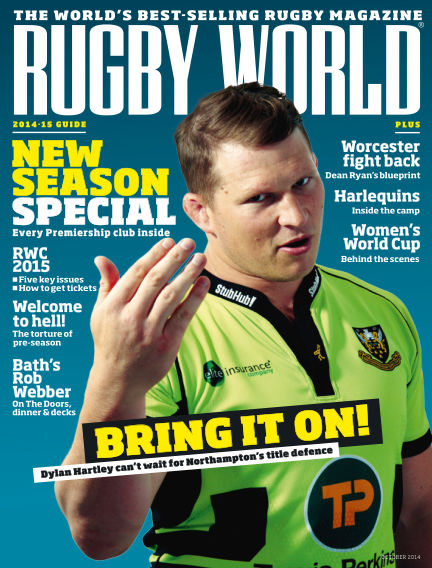 Rugby World October 07, 2014 00:00