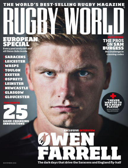 Rugby World November 04, 2014 00:00