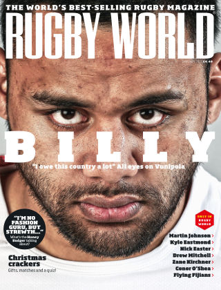 Rugby World January 2015