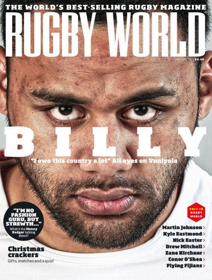 Rugby World December 30, 2014 00:00