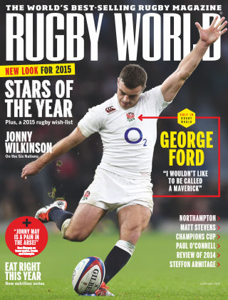 Rugby World February 2015