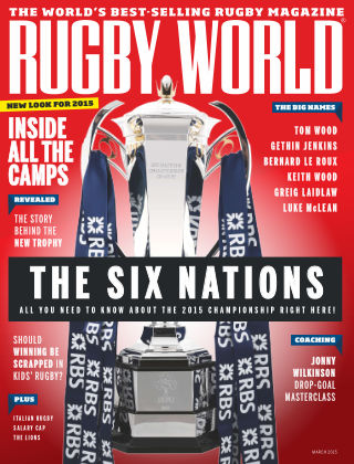 Rugby World March 2015