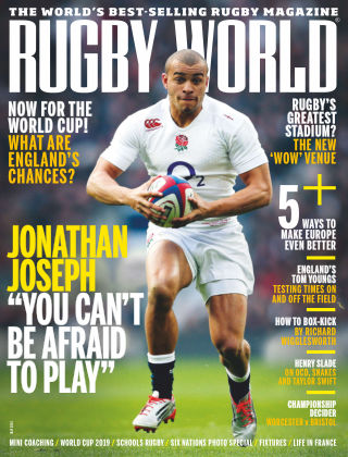 Rugby World May 2015
