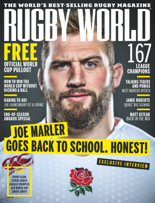 Rugby World July 2015