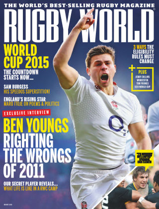 Rugby World August 2015