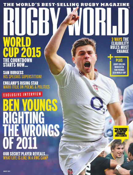 Rugby World August 04, 2015 00:00