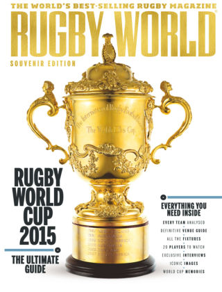 Rugby World September 2015