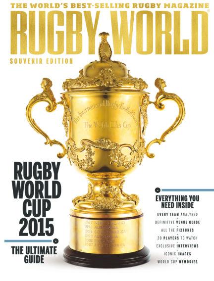 Rugby World September 08, 2015 00:00