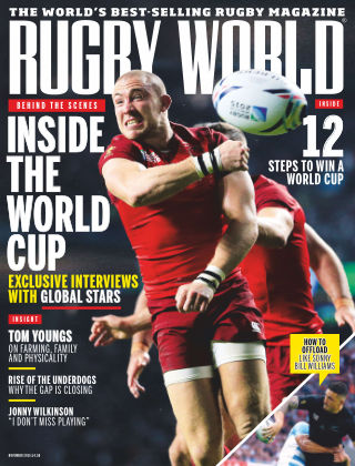 Rugby World November 2015