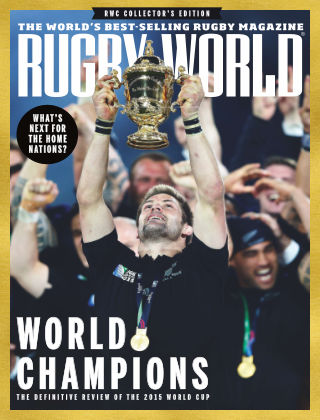 Rugby World December 2015