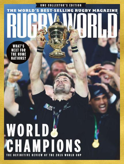 Rugby World December 08, 2015 00:00