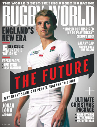 Rugby World January 2016