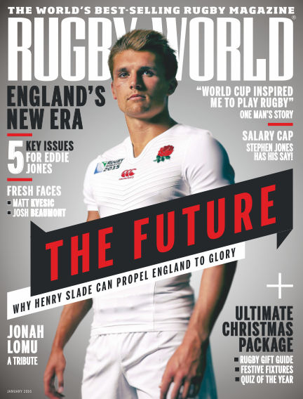 Rugby World January 05, 2016 00:00