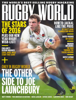 Rugby World February 2016