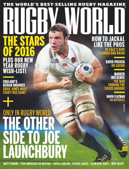 Rugby World February 02, 2016 00:00